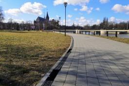 «Расходится по швам»: как выглядит набережная Карбышева, построенная к ЧМ-2018