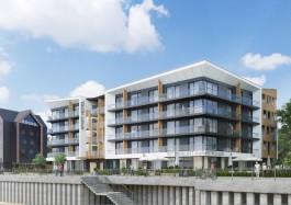 «Силуэт летящей чайки»: на променаде в Зеленоградске хотят построить пятиэтажный отель