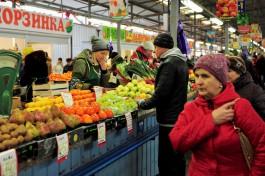 Власти Калининградской области прогнозируют рост инфляции к Новому году