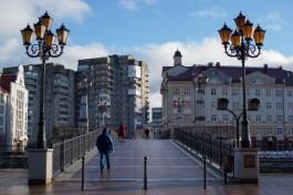 В Калининграде дважды за неделю разведут Высокий и Юбилейный мосты