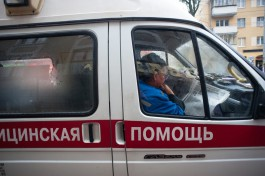 На Советском проспекте в Калининграде «Хёндай» проехал на красный и сбил ребёнка