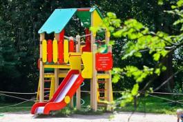 Постройте детскую площадку на улице Гагарина в ЖК «Вальдау»