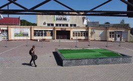 На городской площади в Багратионовске хотят снести здание культурно-досугового центра
