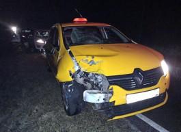 В Неманском округе таксист насмерть сбил 46-летнего пешехода