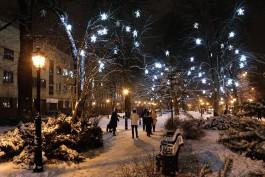 Во время новогодних праздников Калининградскую область посетили 45 тысяч туристов