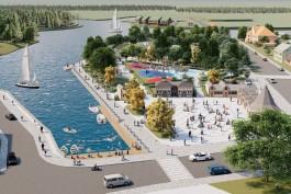 «Набережная и парки»: Гусев, Гурьевск, Полесск и Светлогорск показали новые концепции благоустройства