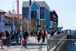 Зеленоградск возглавил топ-5 самых «качающих» туристических мест Калининградской области в рейтинге Билайн