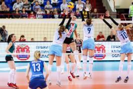 Калининградский «Локомотив» обыграл «Сахалин» в домашнем матче