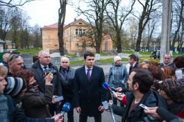 Алиханов: Балтийск долгие годы был отщепенцем для региональных властей