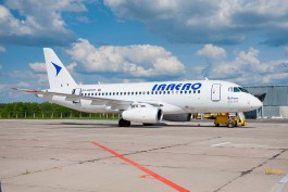 «ИрАэро» планирует запустить рейсы из Калининграда в Париж в 2021 году