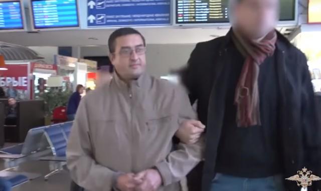 ВКраснодаре задержали экс-полицейского изКалининграда захищение 170 млн. руб.