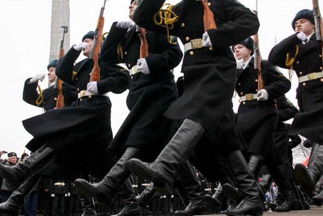 ВКалининграде контрактник ударил капитана из-за нежелания встать встрой