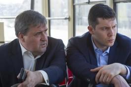 Силанов: Мы пока не обсуждали стоимость новых трамваев для Калининграда