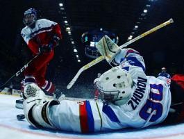 Калининградский хоккеист стал лучшим вратарём юниорского чемпионата мира