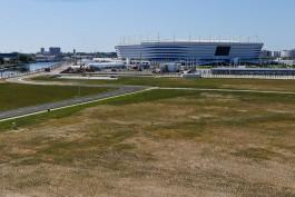 Земли рядом со стадионом «Калининград» переводят в общественно-жилую зону