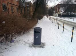 Новогодние мусорные чудеса