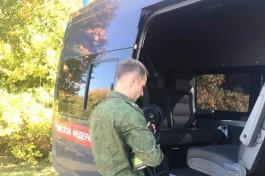 В посёлке под Краснознаменском нашли тело 16-летнего подростка с ножевыми ранениями