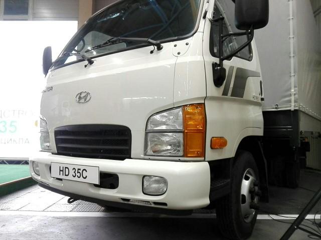 ВКалининграде «Автотор» начнет производить грузовые автомобили Хёндай HD35 по абсолютному циклу