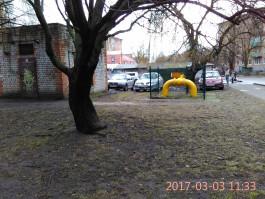 Беспредел с парковкой на улицах Сергеева и Соммера
