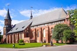 С начала года Кафедральный собор в Калининграде посетило 145 тысяч человек