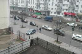 На улице Черняховского в Калининграде из-за ДТП серьёзно затруднено движение