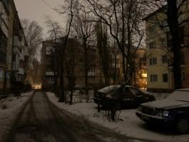 Жители сообщают о масштабных отключениях электричества в Центральном районе Калининграда