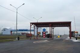 Вдоль пяти посёлков на трассе Калининград — Черняховск установят освещение