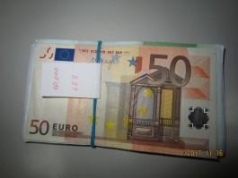 На границе с Литвой таможенники изъяли у калининградца 148,7 тысяч евро