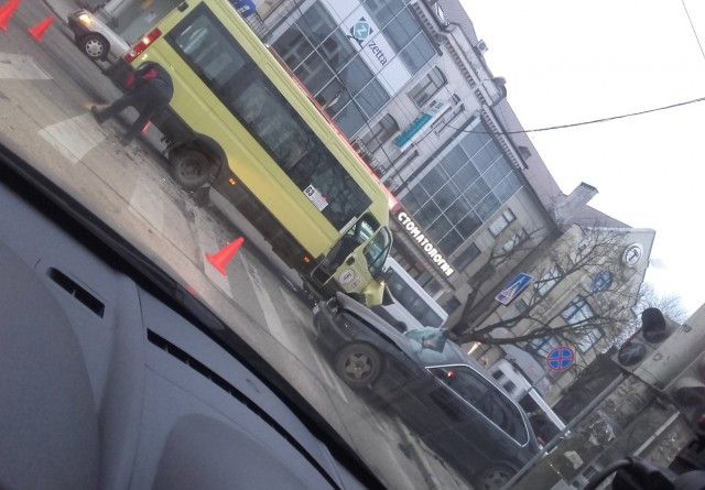 ВКалининграде вДТП пострадали 5  человек
