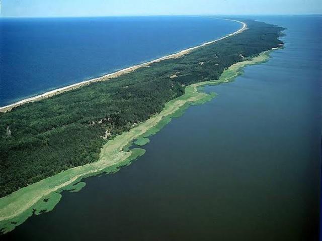 Сейм Польши согласовал строительство канала через Вислинскую косу