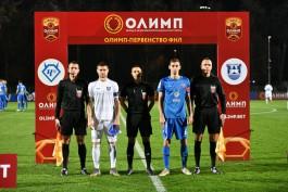 «Нет смысла подключать эмоции»: Калешин прокомментировал скандальный матч с «Чертаново»