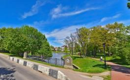 Рядом с Верхним озером в Калининграде разрешили построить четыре жилых дома