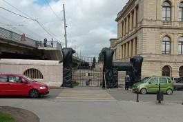 В Калининграде на неделю закрывают проезд у Музея изобразительных искусств для съёмок фильма
