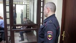 Появилось видео задержания замглавы администрации Пионерского