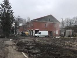В Калининграде капитально отремонтируют историческое здание вокзала «Холландербаум»