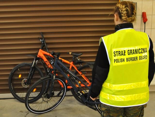 В Калининградскую область пытались завезти краденые велосипеды из Германии