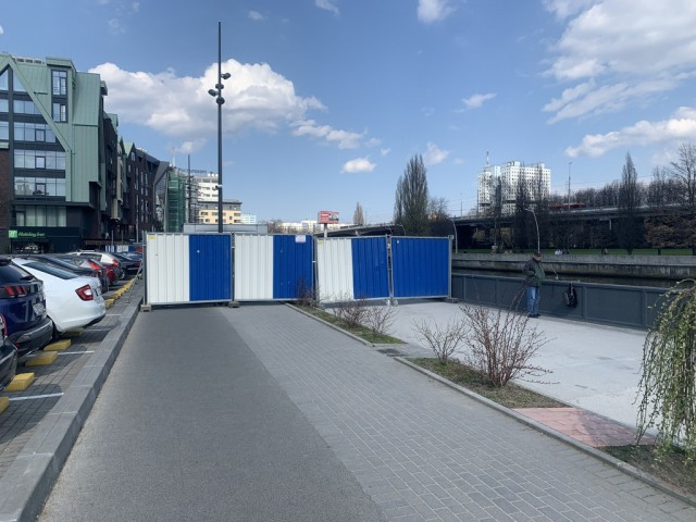 В мэрии рассказали, почему задерживается строительство моста на остров Канта в Калининграде