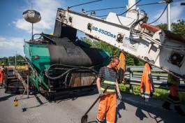 «Путь на море»: как в Калининградской области ремонтируют дороги