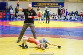 «135 мальчишек»: в Калининграде прошёл турнир по вольной борьбе памяти Александра Невского