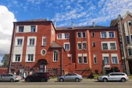 На разработку проекта и капремонт бывшего здания сиротского приюта в Калининграде выделяют 40,8 млн рублей