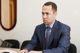 Евгений Чернышёв покинул пост заместителя главы администрации Калининграда