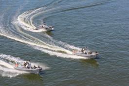 В Балтийске сформировали подразделение морской военной полиции