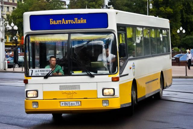 Калининградка, выпавшая изавтобуса, отсудила у«БалтАвтоЛайн 7» 400 тыс. руб.