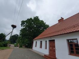 В Нестеровском округе завершили реконструкцию музея Донелайтиса
