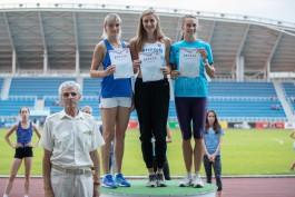 Легкоатлетка из Калининграда победила на всероссийских соревнованиях