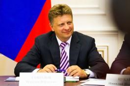 Соколов: В бюджете заложено 8 млрд рублей на строительство терминала в Пионерском