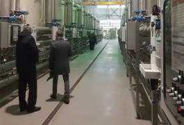 Делегация МП КХ «Водоканал» изучила опыт литовского предприятия