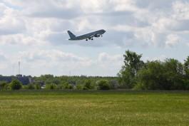 За год авиабилеты в Калининград подешевели на 36%