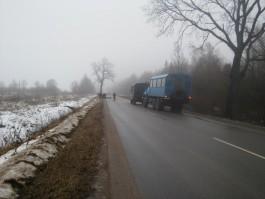 На трассе Советск — Гусев в ДТП пострадали четыре пассажира автобуса «ГАЗ»