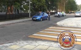 На улице Красной в Калининграде под колёса такси попала девятилетняя девочка